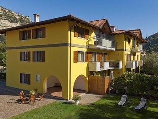 Casa Carla Torbole Ferienwohnung ideal für Sportler und Familie
