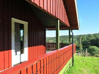 Ferienhaus Espetveit (SOO351) in Hornnes - 5 Personen, 3 Schlafzimmer