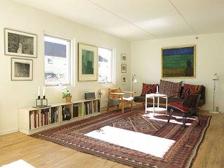 City Apartment in Frederiksberg Kommune mit 3 Schlafzimmern 6 Schlafplätzen