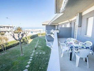 Ferienwohnung Silvi Marina fur 4 Personen mit 1 Schlafzimmer - Ferienwohnung