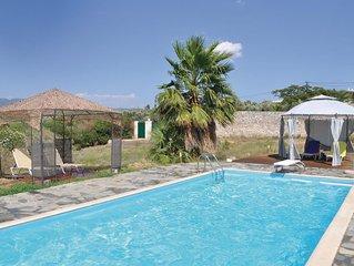 3 Zimmer Unterkunft in Korinthos