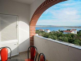 Ferienwohnung RB  SA11(5)  - Novalja, Insel Pag, Kroatien