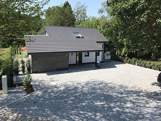 Freistehendes Ferienhaus am Edersee Rehbach ' Das Haus am See ' 4 Sterne DTV,