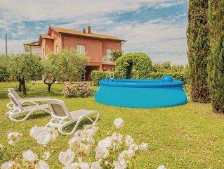 4 Zimmer Unterkunft in Misano Adriatico (RN)