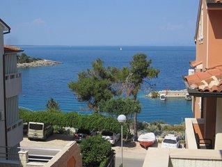 Ferienwohnung Nada  A2(2+1)  - Mali Losinj, Insel Losinj, Kroatien