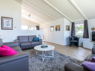 Doppelhaushälfte, 6 Personen, Roompot Beach Resort, am Meer, Familie freundlich