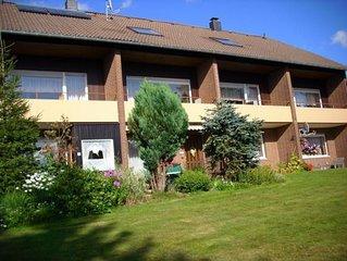 FeWo Walter - Haus 2  St.- Andreasberg, Sudhang, ruhig, familienfreundlich