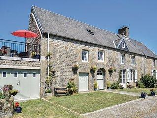 3 Zimmer Unterkunft in St-Michel-de-Montjoie