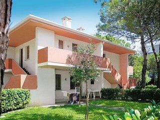 Ferienwohnung Villa Friuli (BIB165) in Bibione - 4 Personen, 1 Schlafzimmer