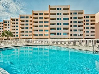 Unit #105A: 1 BR / 1 BA gulf view in Destin, Sleeps 4