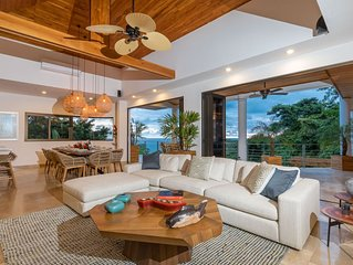 Casa Anjali! Luxury Oceanview Home! Chef Service Included!