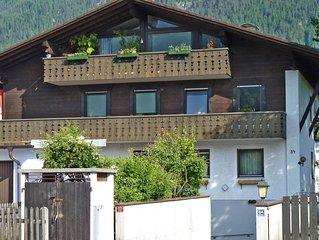 Wundeschöne Ferienwohnung mit 70 m² mitten im wunderschönen Garmisch