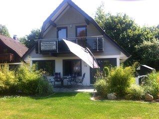 Ferienhaus 16 am Silbersee, 80 m bis zum See/Januar +Februar 20 Sonderpreise !!!