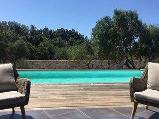 Villa 150 m², Bonifacio, proximité plages Corse du Sud