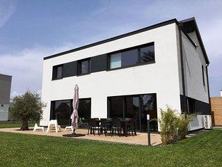 Maison d'architecte au calme dans la périphérie de Colmar
