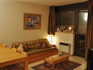 Appartement de famille 2 salles de bain :-)  et tout confort au pied des pistes