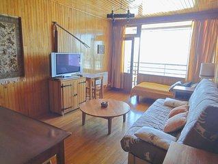 Bel appartement-3 chambres-65 m²-Coeur Station-Pieds des Pistes-Garage