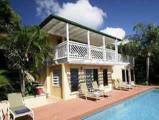 Well priced private villa - Swim in your private lap pool, A/C in all rooms!