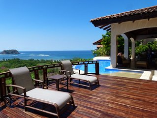 SAMARA REEFS - Villa Las Brisas - Ocean View, Daily Housekeeper & Cook Available