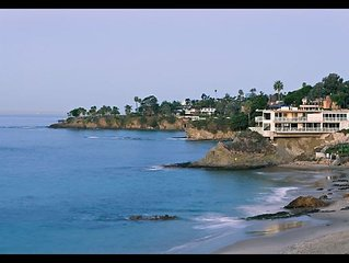 Best Laguna Beach Village Location; Great Ocean Views; Great Value