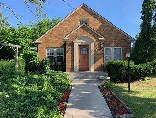 Historic Brick Home - Walking Distance from Downtown TC!