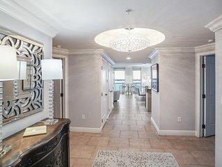 P4-1801 Perfect location * Pensacola Beach / Indoor Heated Pool!