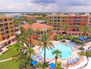 Tides Beach Club FL Gulf Coast, luxury 3 BR, 2.5 bath, beachfront condo