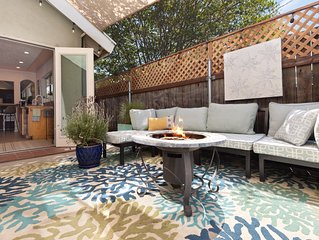 Bungalow Retreat or Explore in Walk-able Location & Close to Universal Studios