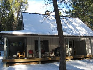 Pet Friendly Circle 4 Cabin And People Friendly As Well