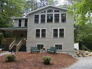 Great Vacation Home,  Heart of Lakes/Ski Region in Bridgton Me