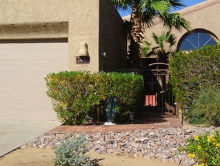 Vibrant southwest inspired 2 BR/2BA in Rams Hill