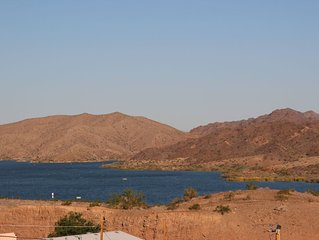 Gorgeous Lake Havasu and Mountain Views