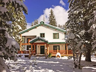 Alpine Lodge at Brighton Utah, Mountain Luxury-- Bring your family!