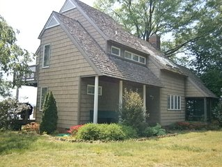 Beautiful Waterfront Rental Home in the heart of the Chesapeake Bay Wine Trail