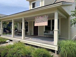 """The Wine & Coffee House"" near Lk Michigan beach & Sleeping Bear Dunes"