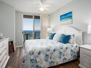 Half Price last minute winter deal. Ocean front-Hot Tub-3 Pools-Large Balcony