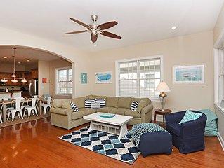 31538: 4BR Bayside Resort home | Beach shuttle, pools, golf & more!