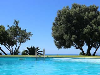 SARDEGNA - CAGLIARI - Villa con piscina privata