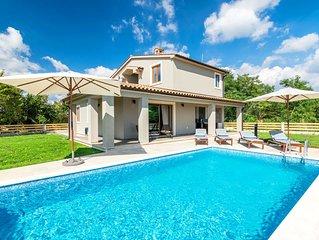 Villa Mari fur Ihren Traumurlaub in Svetvincenat, das Herz Istriens
