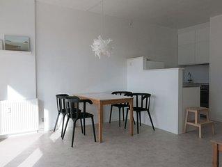 City Apartment in Kopenhagen mit 1 Schlafzimmern 4 Schlafplätzen