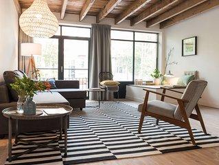 Atemberaubende Wohnung mit einem Schlafzimmer, fur bis zu vier Gaste, in einem f