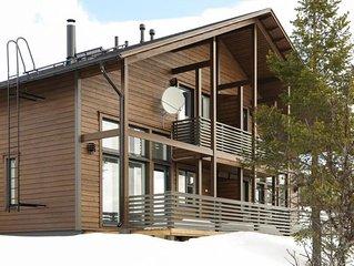 Ferienhaus Kotka b in Inari - 8 Personen, 3 Schlafzimmer