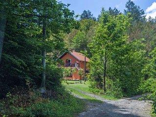 Ferienhaus Forest Escape in Lovinac - 5 Personen, 2 Schlafzimmer