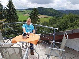 Ferienhaus Waldeck für 4 Personen mit 2 Schlafzimmern - Ferienhaus