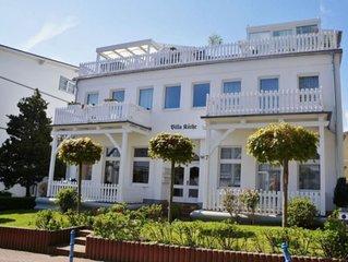 Ferienwohnung 'Lucky' in der wunderschönen und strandnahen Villa Käthe
