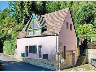 Haus am Liethenbach - Ferienhaus/-wohnung in Bad Schandau - Sächsische Schweiz