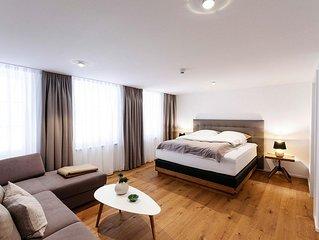Ferienwohnung 2, 45qm, 1 Schlafzimmer, max. 3 Personen