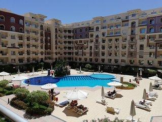 Gut ausgestattetes Apartment in Hurghada