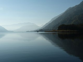 Ferien am See, auf den Bergen an einem der schönsten Orte Österreichs genießen!