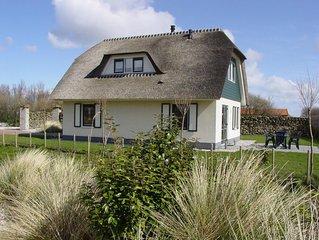 Villa Sterenborg ,Luxus Villa, 300 m von Dunen, Strand und Nordsee